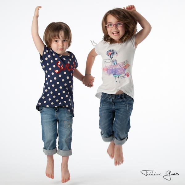 photographe enfant studio