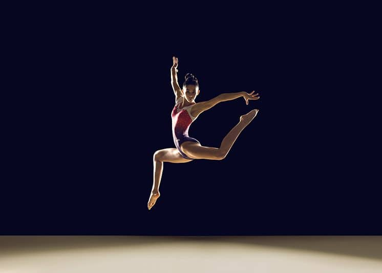 photographe gymnastique