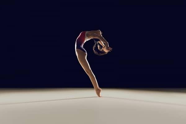 photo gymnastique sol