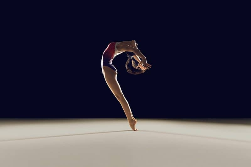 photo gymnastique sol