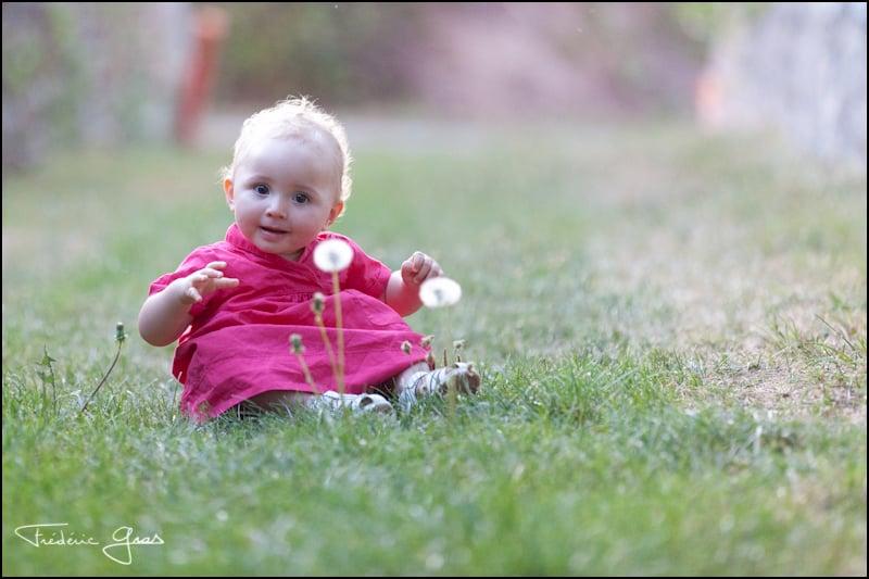 Photographe de famille en extérieur
