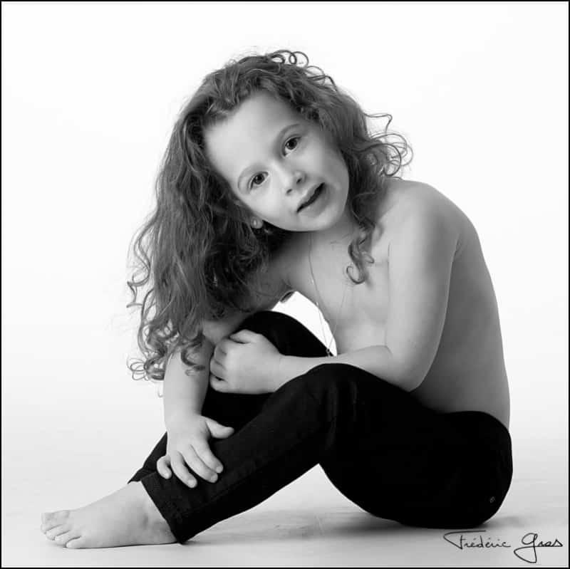 portrait enfant Rambuillet