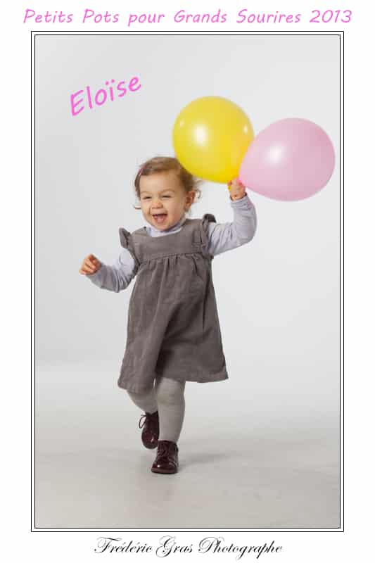 photo enfant avec ballon