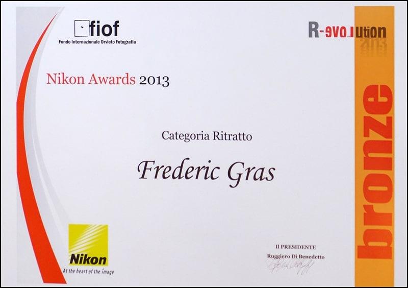 award bronze