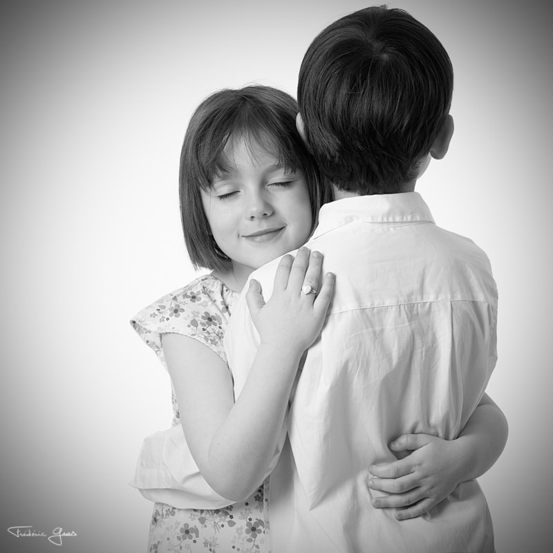 photo couple enfant