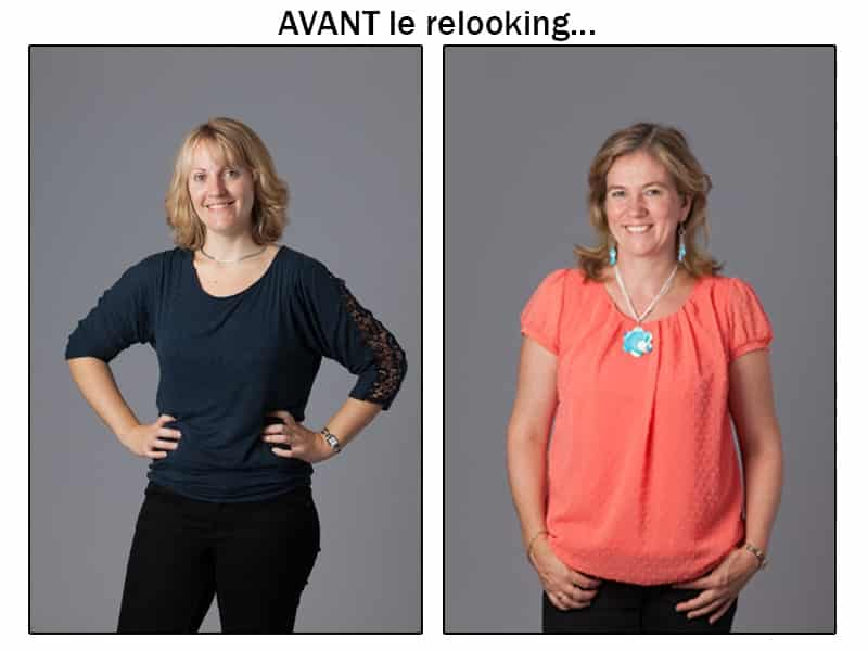relooking photo avant
