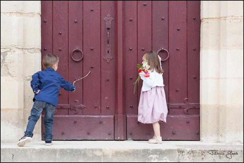 photographe famille extérieur dans les Yvelines