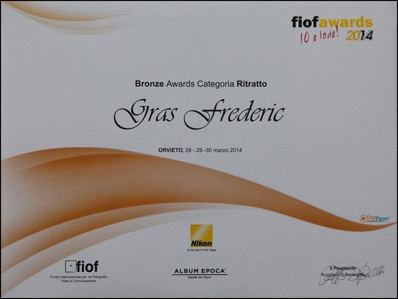award italie