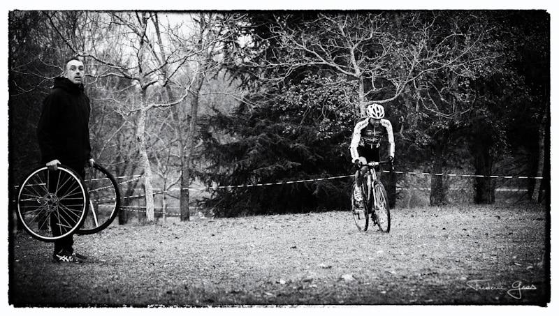 photographe de cyclo cross