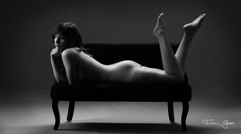 photographe de nu artistique dans les Yvelines
