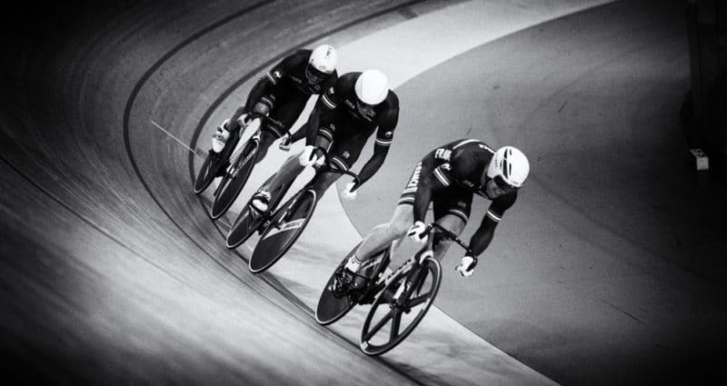 Equipe de France kilometre sur piste