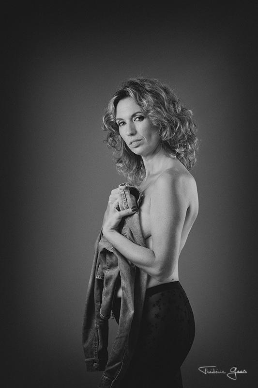 Photographe lingerie et boudoir