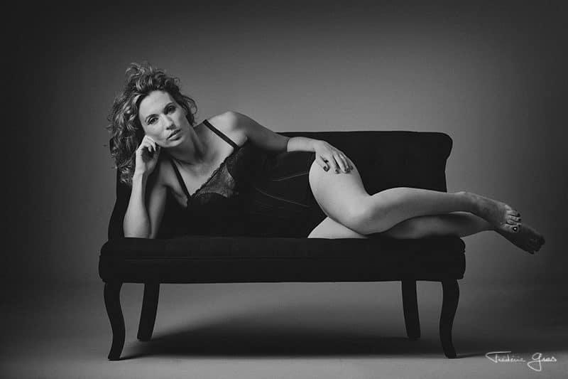 Photographe lingerie et boudoir dans les Yvelines