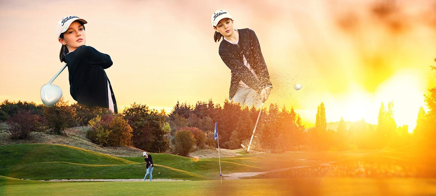 photo de golf