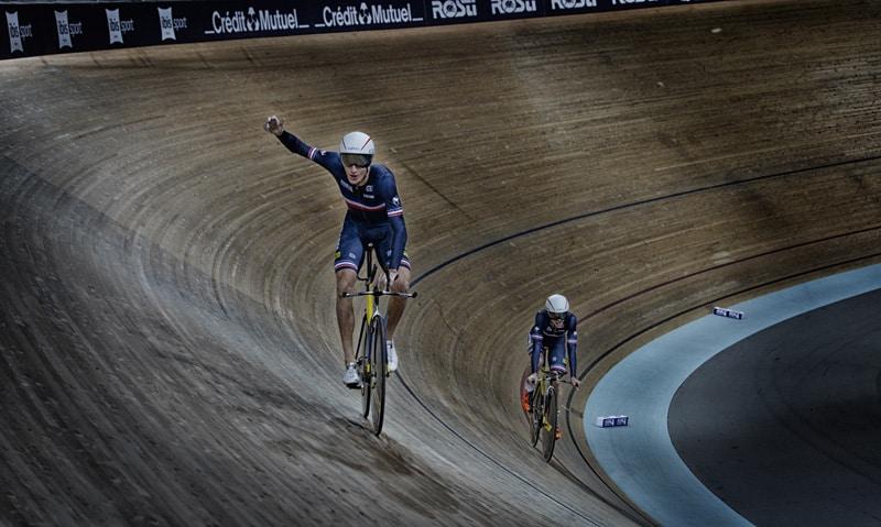 Equipe de France de cyclisme sur piste