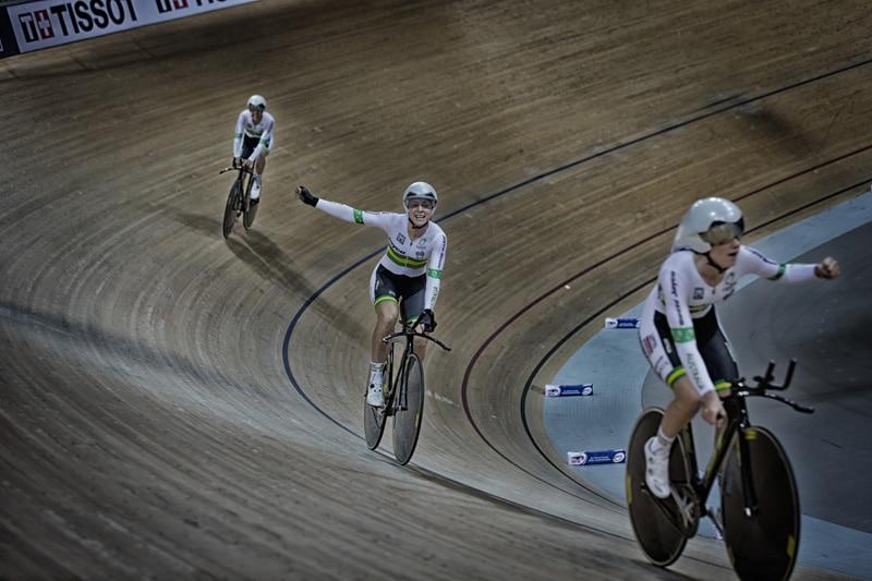 équipe d'australie championne du monde