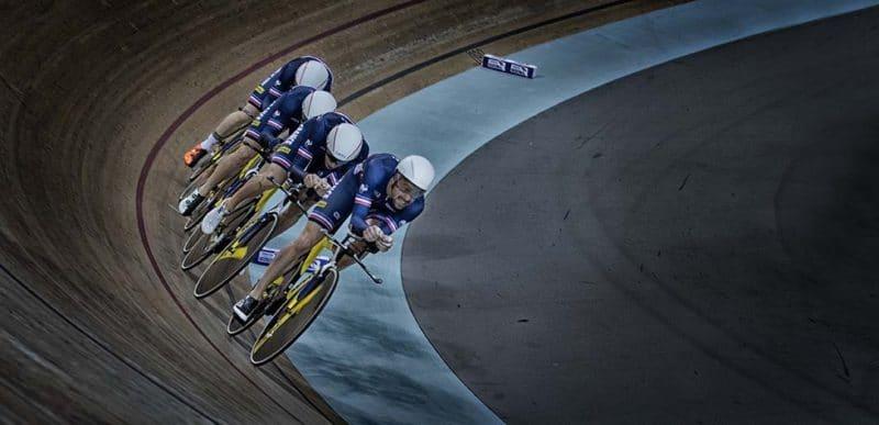 Equipe de France cyclisme sur piste