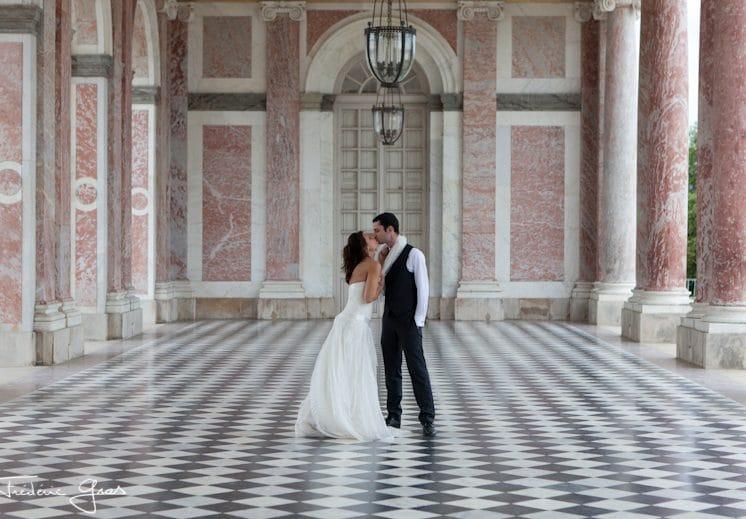 photographe mariage château de versailles