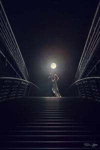 Mariés au clair de lune