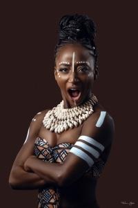 photo portrait ethnique sub saharien