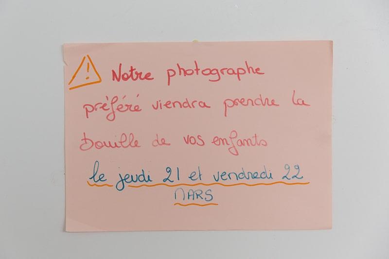 Photographe en crèche dans les Yvelines et en Ile de France