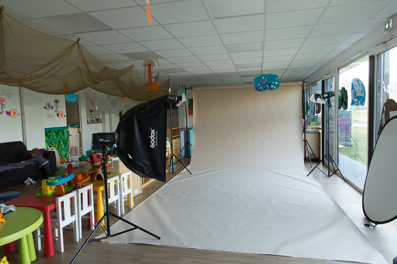 Mon studio dans la MAM du Tremblay sur Mauldre