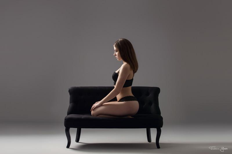 Photographe de lingerie dans les Yvelines