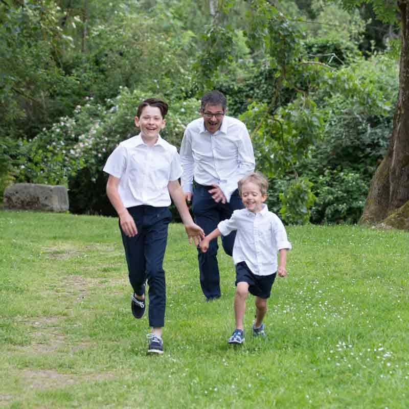 séance photos famille Elancourt