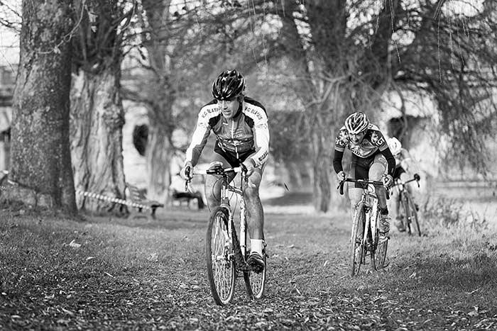 photo de cyclo cross