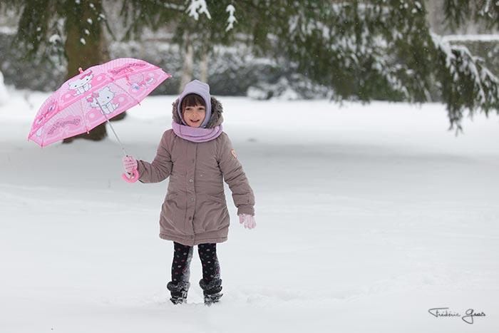 photographe enfant exterieur